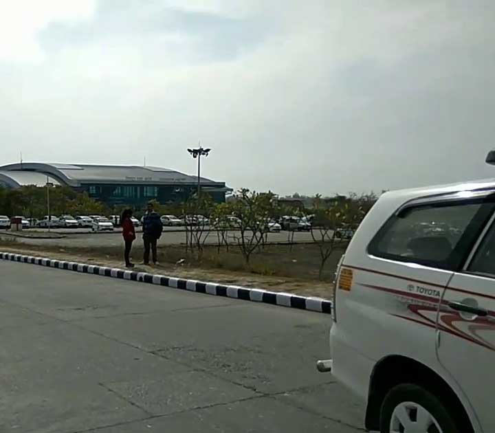 Dehradun Airport to Rishikesh Taxi